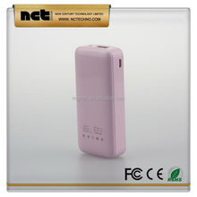 Quality factory direct custom design for cell phone power bank