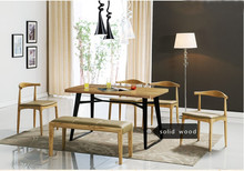 Factory Hot sale Solid wooden John F.kennedy Chair For Dining,Antique wooden dining chair home furniture