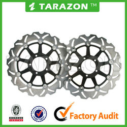 High quality floating stainless steel motorcycle discs for suzuki gsxr 1000