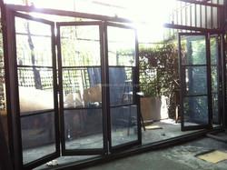 American steel door Construction real estate doors and windows steel doors profile