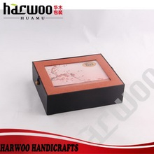 Beautiful small paper box with Photo Frame