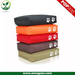 Fashion new style waterproof fabric large pets pad dog bed beanbags