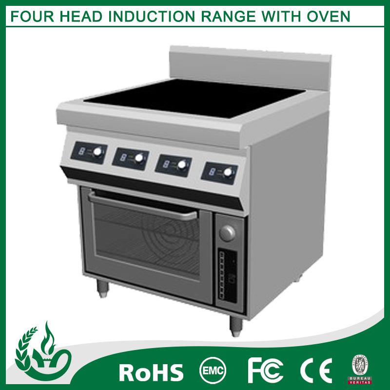 De china de cuatro quemadores y un horno para olla juegos for Wok cuatro cocinas granollers