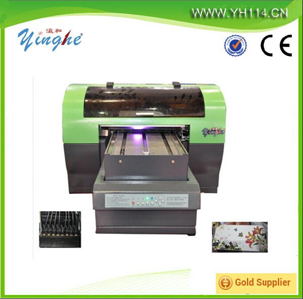 Hot sale t shirts flat bed inkjet printer buy t shirts for Inkjet t shirt printing