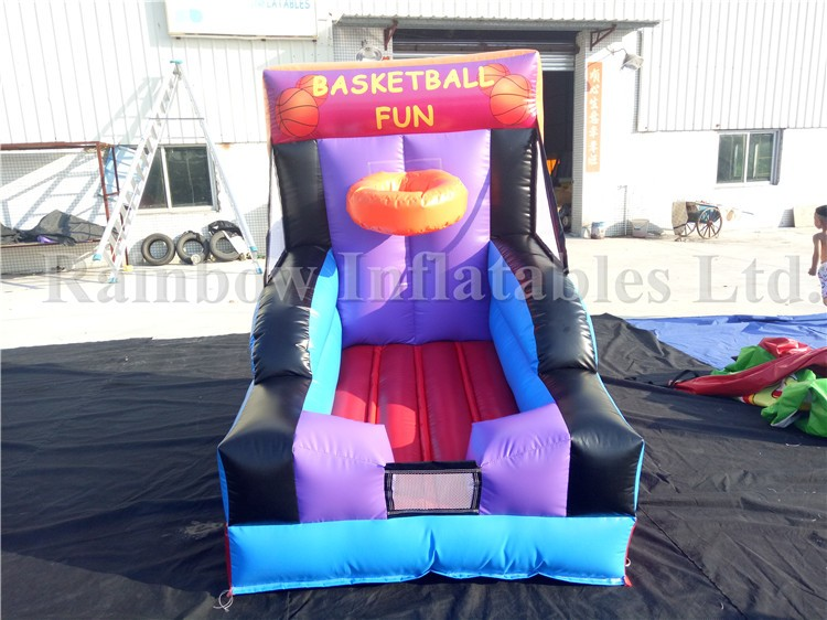 4 In1 Midway Game Inflatable Carnival Games Sale Buy