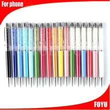 wholesale stylus colorful touch pen for mobilephone touch pen colorful stylus