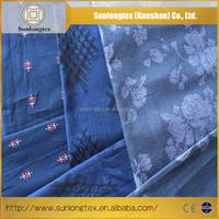 New Developing Cotton Polo Shirt Fabric