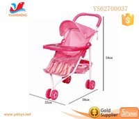 children play in home baby stroller plastic cart toy