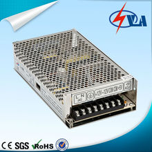 120W quad output power supply switch mode power supply