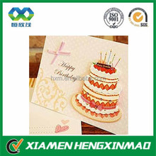 Antique Imitation Style and Europe Regional Feature birthday greeting cards
