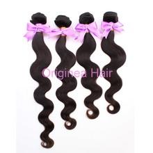 guangzhou KBL wholesale virgin brazilian hair extension
