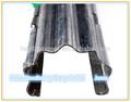 de zinc de alta capa de los postes de metal para la viña