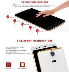 New Arrival 5.5 inch NFC mobile phone 4G with fingerprint reader phone