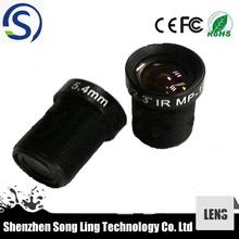 """5.4mm 1/2.3"""" 10 megapixels CCTV camera lens"""