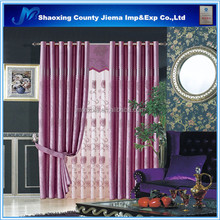 CUR BLACKOUT133 sheer blackout curtain fabric arabic curtains for home