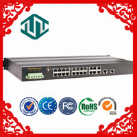 MIEN3024 16 to 24 Port Unmanaged 10/100 Fast Ethernet network switch
