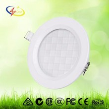 Round Dimmable 12W Led Panellight Fixture Ceiling Lamps