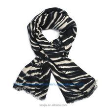 Fashion leopard animal print scarf