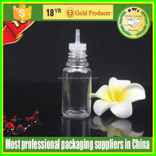 New goods 10ml PET Dropper Sauce with Childproof cap Trade assurance supplier