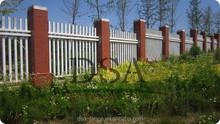 factory Zinc steel fence