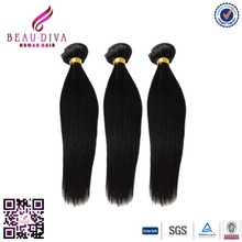 "24""10Pcs/Lot Brazilian Hair Wholesale Straight Virgin Hair China Online Shopping"