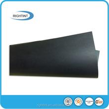 self adhesive black paper /board