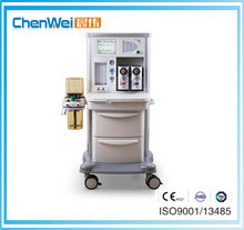 anesthesia apparatus chenwei Anesthesia machine with Ventilator/Monitor 8.4 inch Lcd