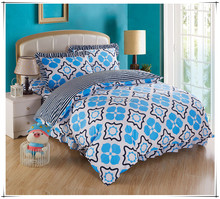 China factory supplier fashion designs hand embroidery bed sheets with competitive price