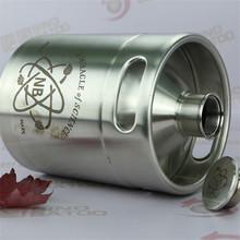 64OZ new design ss bottle for vodka dispenser fridge