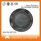 Não vara rodada venda quente fogão a gás panelas grade
