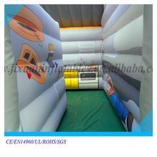 offer inflatable firehouse slide