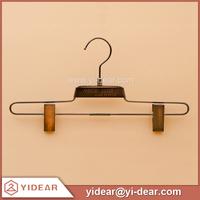 Luxury Design Pants Metal Hangers Manufacturer
