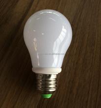 OEM ODM Factory 3 years warranty ceramic 5w led bulb glass housing