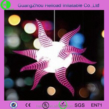 inflatable star/ inflatable led balloon/ led decoration light for sale