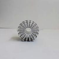 6061 aluminum alloy extrusion fin tube for cars heatsink