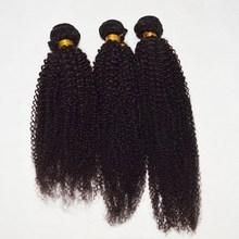 6A cheap pakistan human kinky curly hair virgin afro hair weave