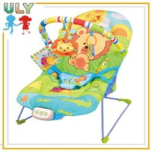 Cartoon baby soft chair manfacturer safe baby folding chair wholesaler vibrative baby lazy chair