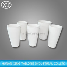 refractory fire clay high temperature crucible