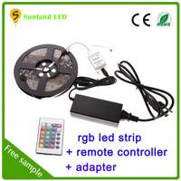 2014 Hot Waterproof IP65 IP67 IP68 CE RoHS RGB aluminium profile led strip