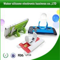 3m sticker smart wallet mobile card holder / mobile holder card holder