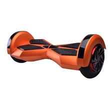 Dos ruedas auto equilibrio Scooter con altavoz bluetooth LED que rodea