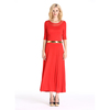 Elegant Red Long Fancy Women Dresses