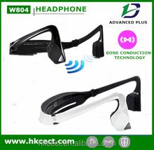 Bluetooth 3.0 Mini Wireless Bone Conduction Headphone W804 model