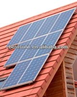 6 kw CE ISO IEC TUV solar electricity manufacturers