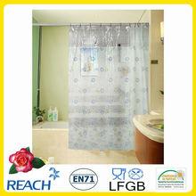 pvc impresa cortinas de ducha