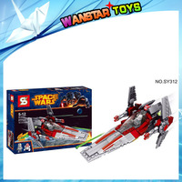 Star wars set SY312 Warships trooper Spaceship Clone Wars figures DIY Building Block Bricks Compatible With Decool