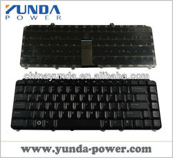 Genuine OEM laptop US keyboard for DELL Inspiron 1540 1545 BLACK(Reprint)