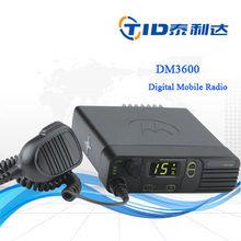 DM 3400 fm dual band mobile radio for motorola