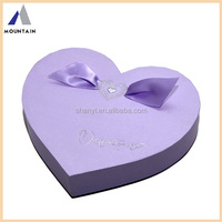 heart shaped wedding souvenir chocolate boxes
