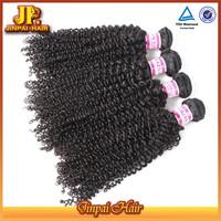 JP Hair 2015 Wholesale Brazilian Cheap Afro Kinky Human Hair Weave